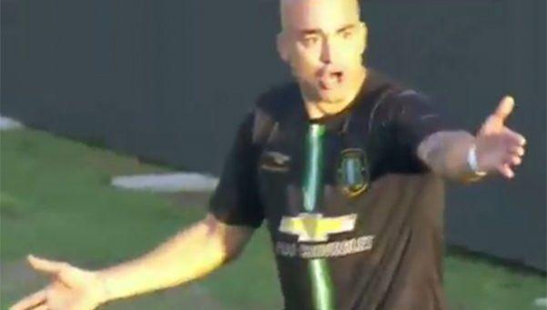 El blooper de Santiago Silva: gritó un gol que ¿no fue?