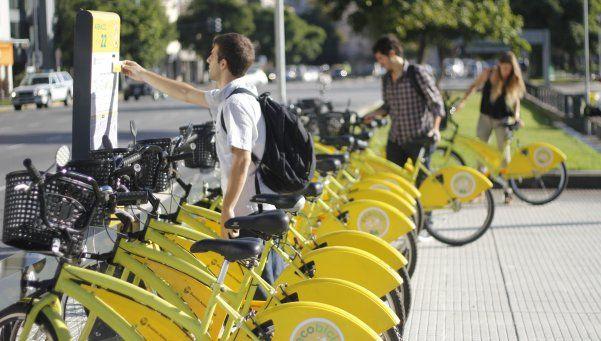Retiran las bicicletas gratuitas en CABA por actos de vandalismo y robos