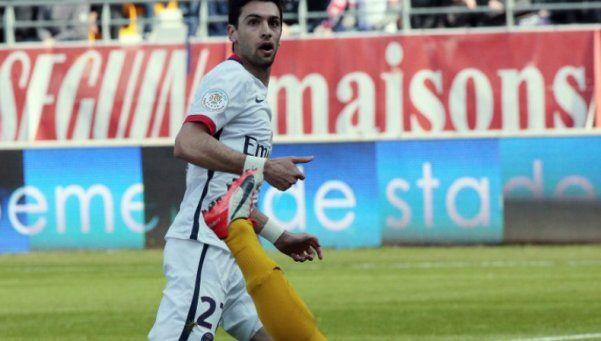 Video   Golazo de Pastore en el ¡9-0! ante Troyes que le dio el título a PSG