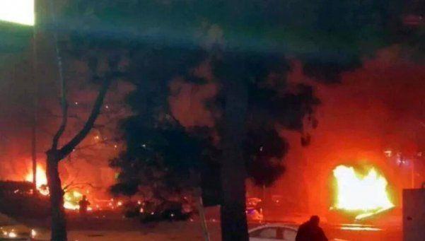Al menos 34 muertos y 125 heridos en atentado de Ankara