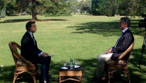 Todas las definiciones de Macri en la entrevista con Majul