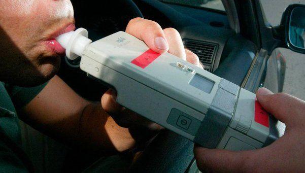 Se registran 11 casos por día de alcohol al volante