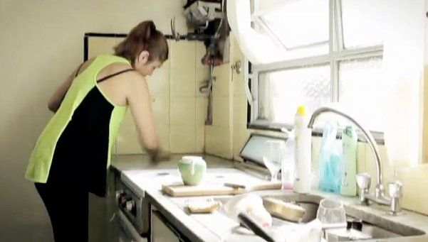 El 90% de las domésticas no tiene empleo registrado