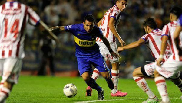 Boca le ganó a Unión con un gol sobre la hora y el corazón en una mano