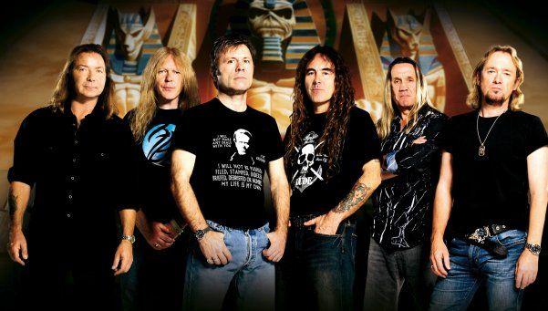 Iron Maiden presenta The Book of Souls en Vélez