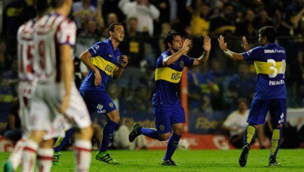Polémica en los goles de Boca: ¿Lodeiro y Tevez estaban en offside?