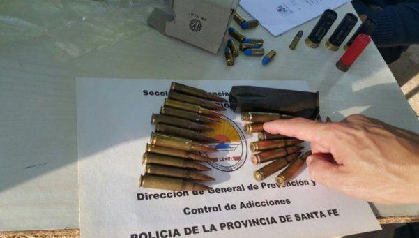 Habrían recuperado las municiones robadas a fábrica militar