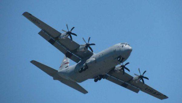 Se estrelló un avión militar en Ecuador con 22 personas a bordo