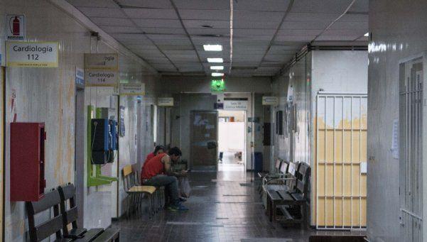 Paro en hospitales públicos de todo el país