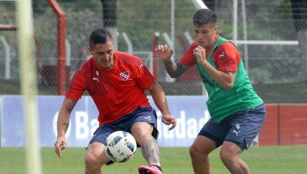 Cebolla no está contento con la dirigencia de Independiente