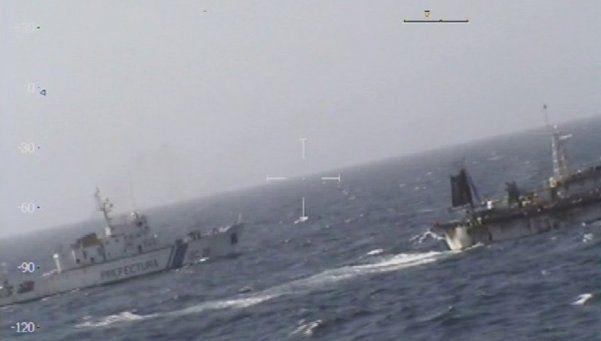 Preocupación en China por hundimiento del pesquero en la Patagonia