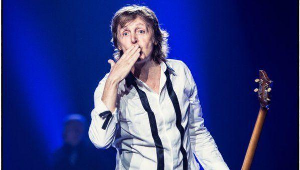 Paul McCartney vuelve a la Argentina en mayo