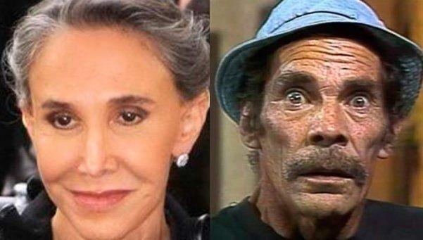 Doña Florinda se disculpó por llamar drogón a Don Ramón