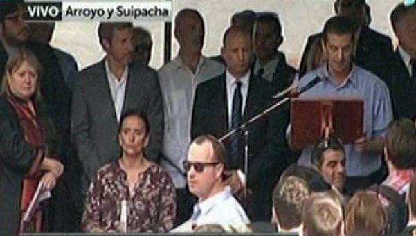 Recordaron a las víctimas del atentado de la Embajada de Israel
