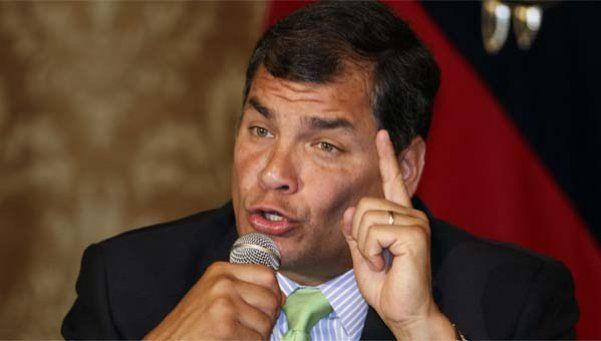 Correa sobre la situación en Brasil: Es el nuevo Plan Cóndor