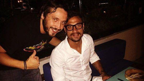 Barón y Osvaldo ya no juegan a las escondidas