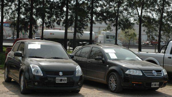 Se desplomó casi 10% la venta de los autos usados