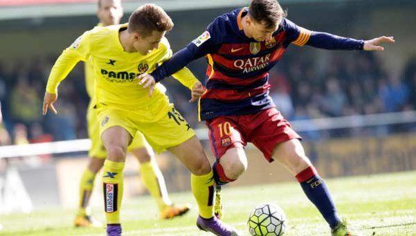 Barcelona ganaba, se durmió y Villarreal alcanzó el empate