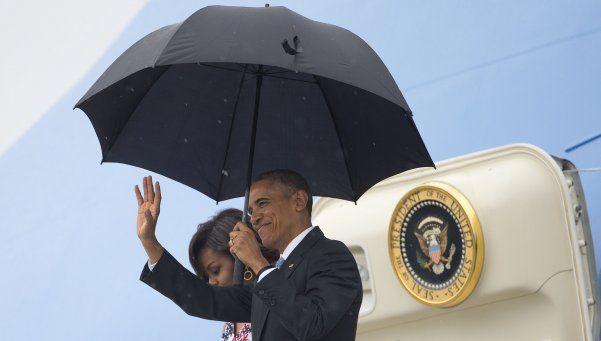 Histórico: Obama ya está en Cuba