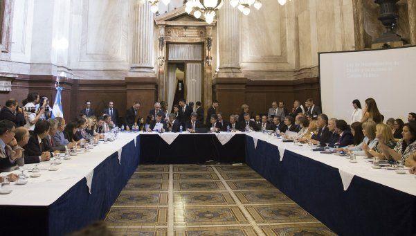 Senado habilitó el tratamiento de proyecto de pago a fondos buitre