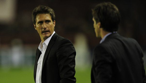 Guillermo, sincero: Lanús nos superó y manejó el partido
