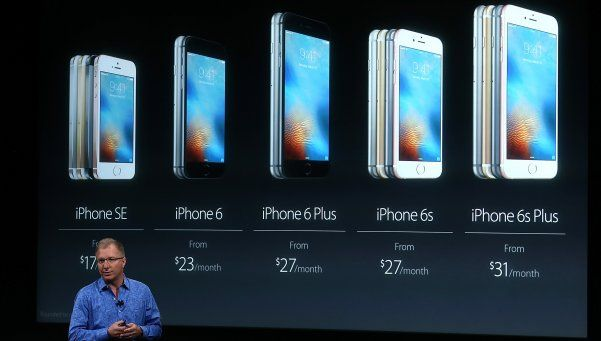 Apple lanzó su nuevo iPhone SE: pantalla más pequeña y más barato