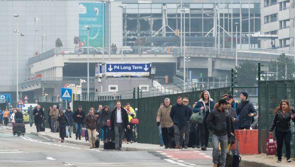 Alerta máxima en Europa por los atentados en Bruselas