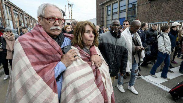 El horror en primera persona: 10 testimonios desde Bruselas