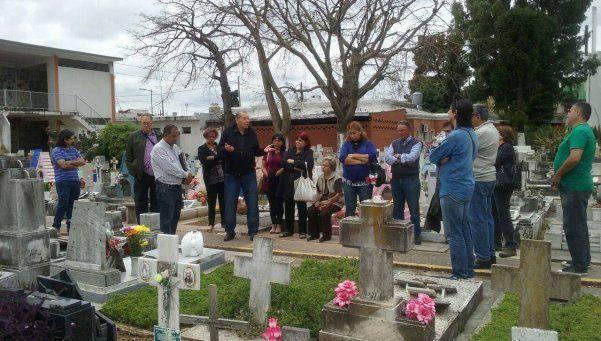 Sentido homenaje del PJ lomense a las víctimas de la Masadre de Pasco
