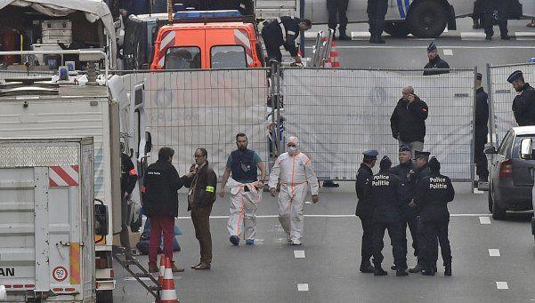 ISIS se adjudica los atentados en Bruselas y habla de más de 230 muertos