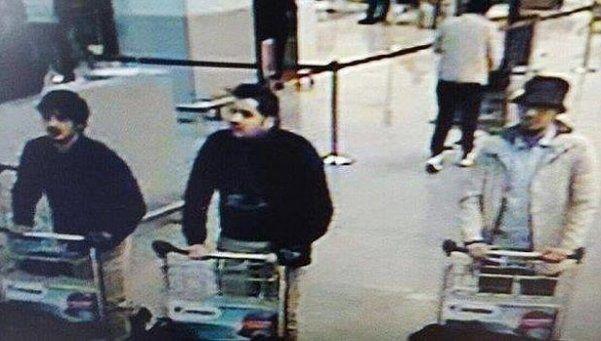 Identifican a sospechoso del ataque terrorista en Bélgica