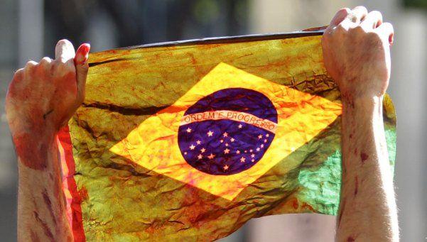 Brasil es el país con más asesinatos del mundo