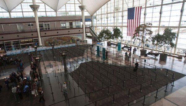Evacuaron el aeropuerto de Denver por posible amenaza