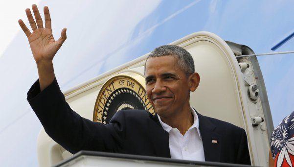 El megaoperativo militar para recibir a Obama