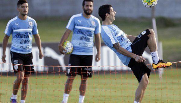 Luis Suárez promete  manejar la ansiedad en su vuelta a la Celeste
