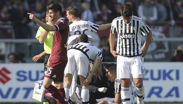 Dybala, desafectado de la Selección, no viajará a Chile
