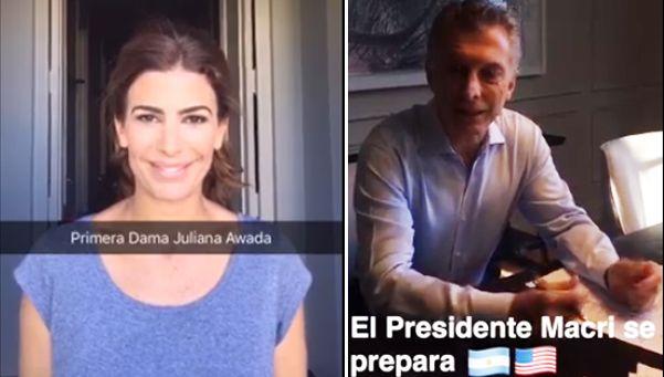 Así se preparaba la familia Macri para recibir a Obama