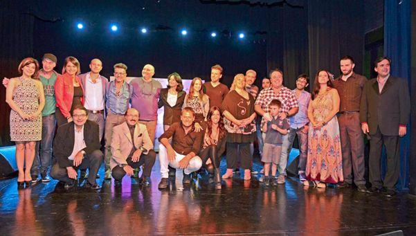 El Camarín del Teatro: Muchas figuras en el Teatro Martinelli