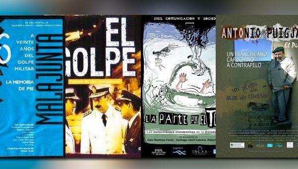 Documentales para la memoria a 40 años del Golpe