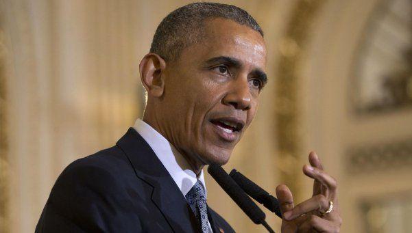 Obama: Espero recuperar la confianza que se ha perdido entre nuestros países