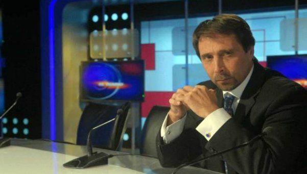 De Souza me dijo que me metiera el Yo soy Nisman en el traste