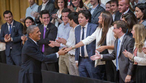 Obama en la Usina del Arte: El sistema de Cuba no funciona, sí el de mercado