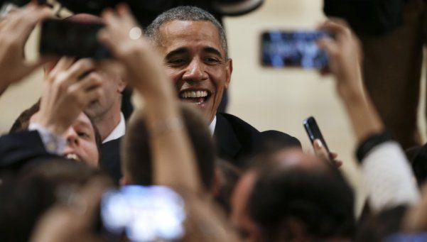 Obama fue declarado Ciudadano ilustre de la Ciudad de Buenos Aires