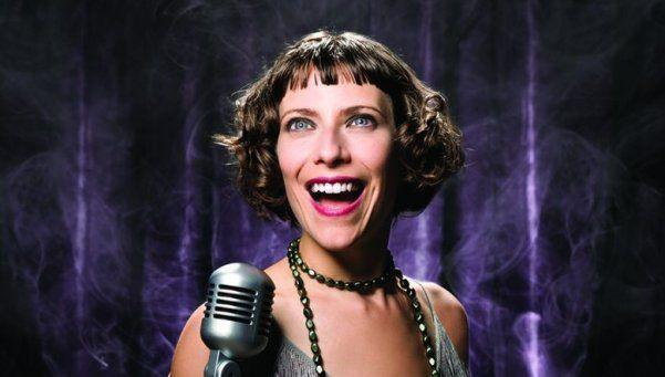 Elena Roger cuenta una historia en Lovemusik