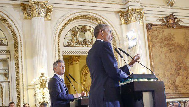 Obama, pilar y modelo para el volantazo de Macri
