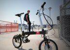 Cómo funciona la bicicleta tecnológica que Macri le regaló a Obama