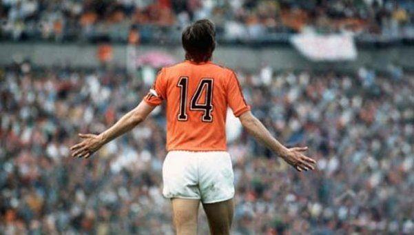 14 frases de Johan Cruyff, un distinto de pies a cabeza