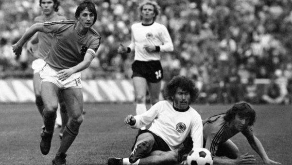 Semblanza   Cruyff, la memoria del fútbol