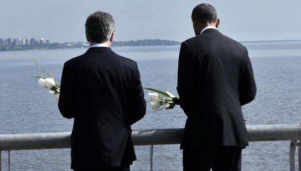 Avruj: Se lo vio muy emocionado al presidente Obama