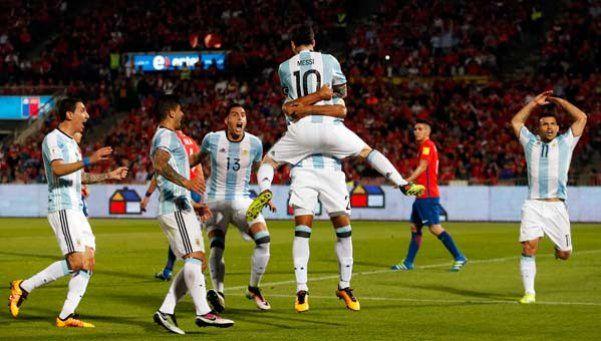 Con más carácter que juego, Argentina consiguió un triunfo vital